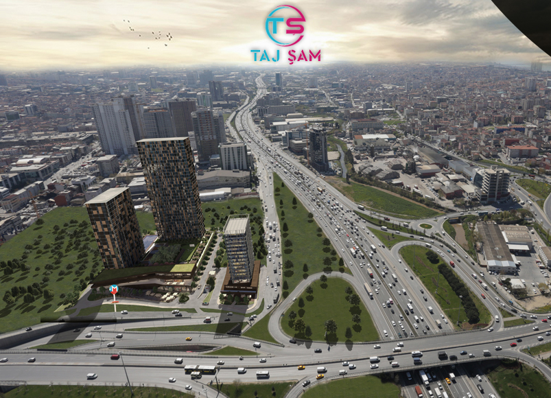 Smart apartments with modern technologies in Istanbul – Bağcılar | TAJ–3068