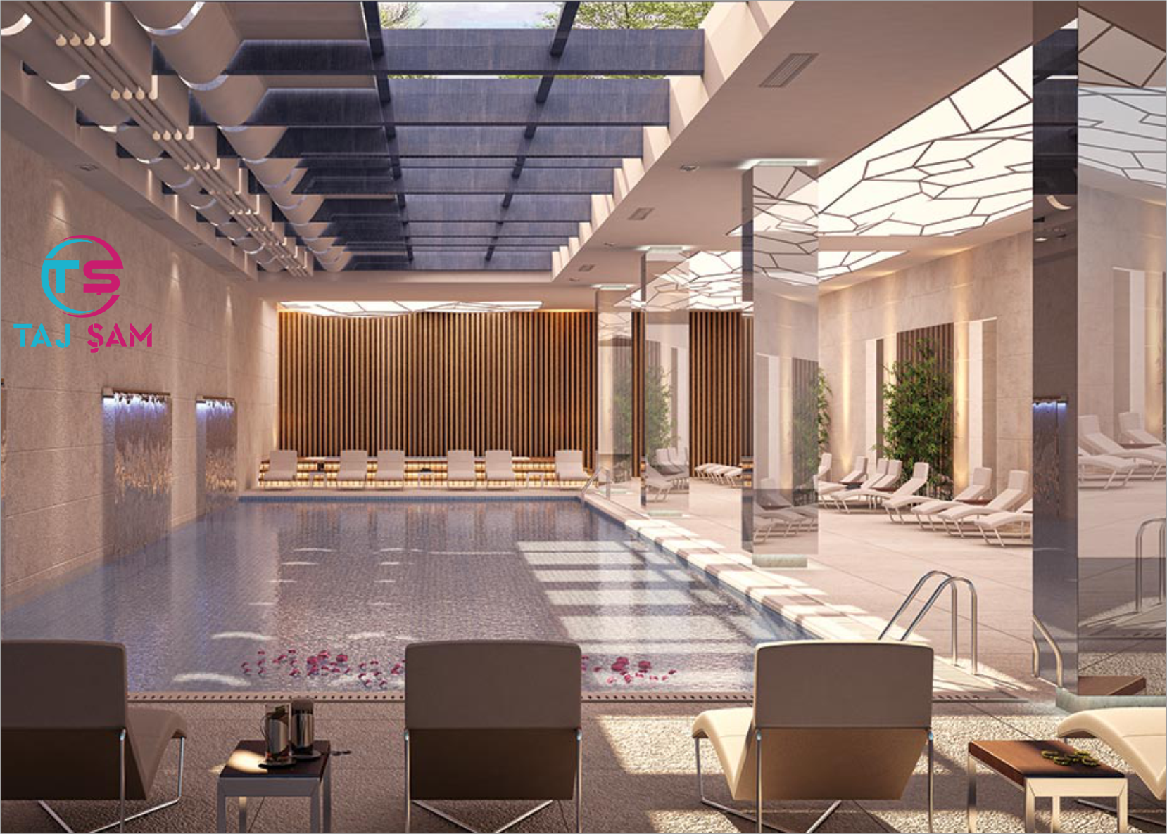 Residential project for delivery of modern features in Esenyurt – Istanbul   TAJ-3079