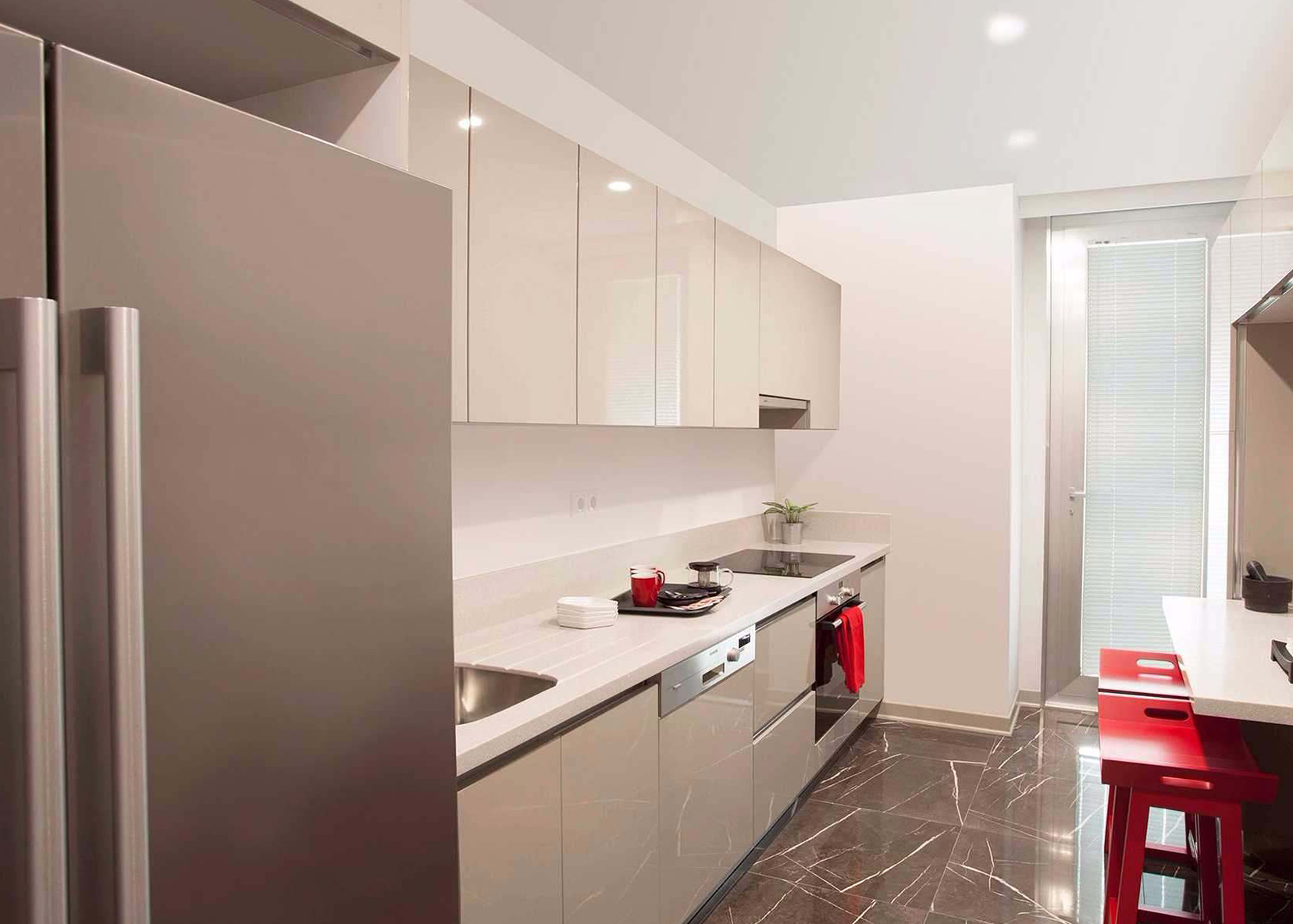 Real estate project for housing with special services in the area of Kadıköy – Istanbul | TAJ-3091
